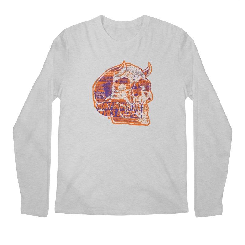 Satanic Panic Men's Longsleeve T-Shirt by Gimetzco's Artist Shop