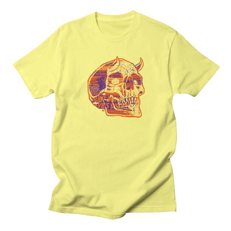 Satanic Panic Women's Unisex T-Shirt by Gimetzco's Artist Shop