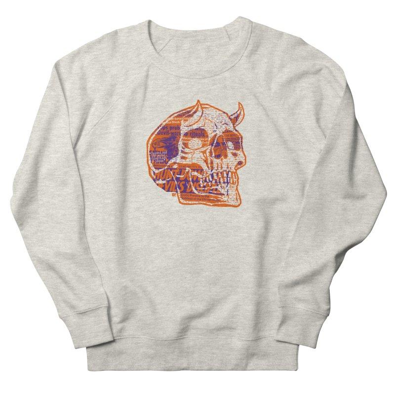 Satanic Panic Women's Sweatshirt by Gimetzco's Artist Shop