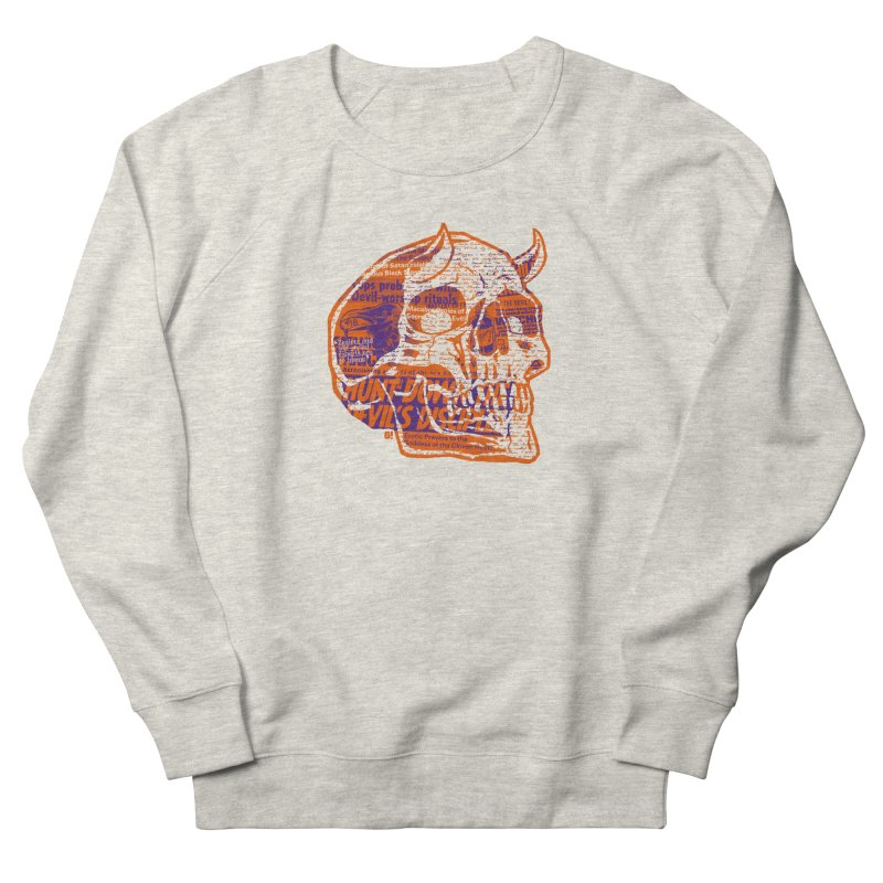 Satanic Panic Men's Sweatshirt by Gimetzco's Artist Shop