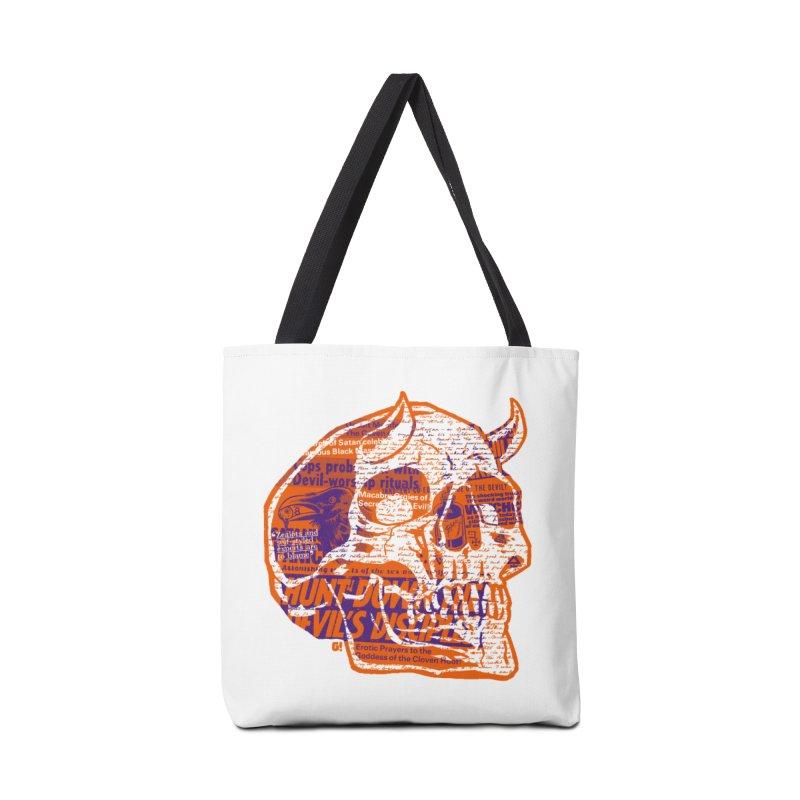 Satanic Panic Accessories Bag by Gimetzco's Artist Shop