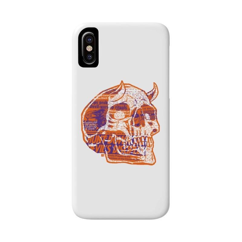 Satanic Panic Accessories Phone Case by Gimetzco's Artist Shop