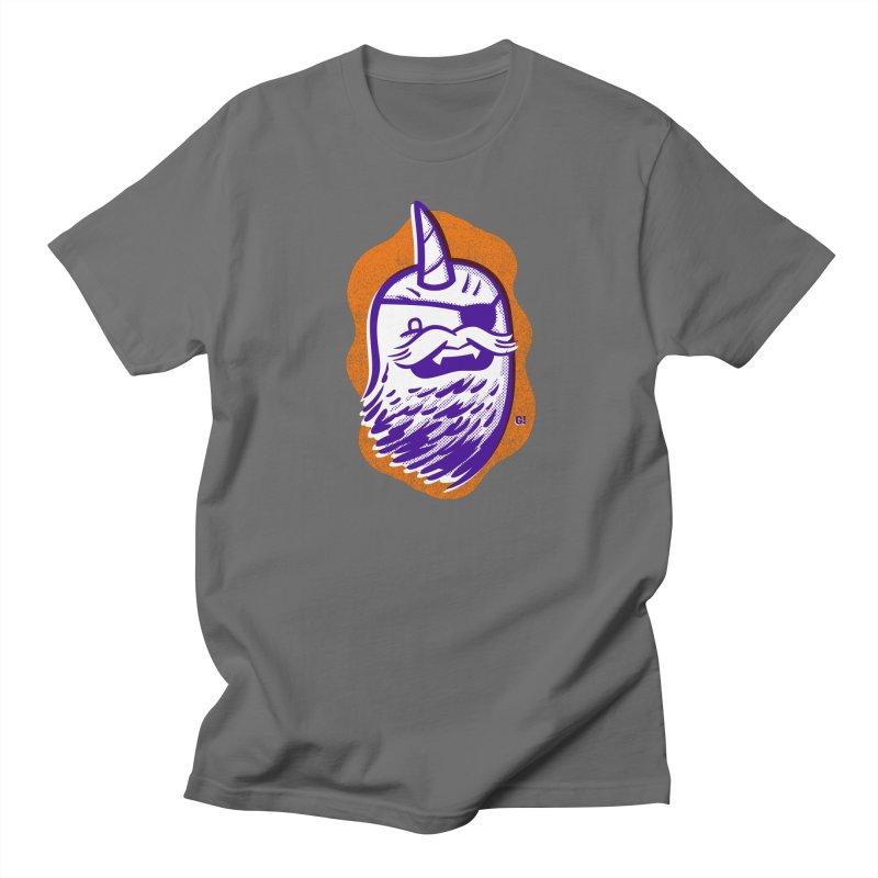 Uncle Corney Men's T-Shirt by Gimetzco's Damaged Goods