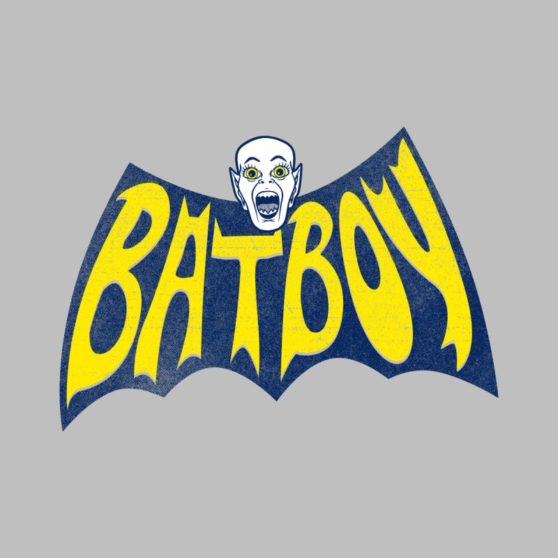 Batboy by Gimetzco's Damaged Goods