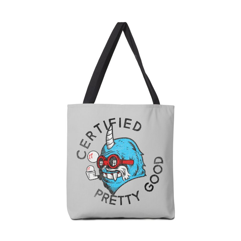 Certified Pretty Good Accessories Bag by Gimetzco's Damaged Goods