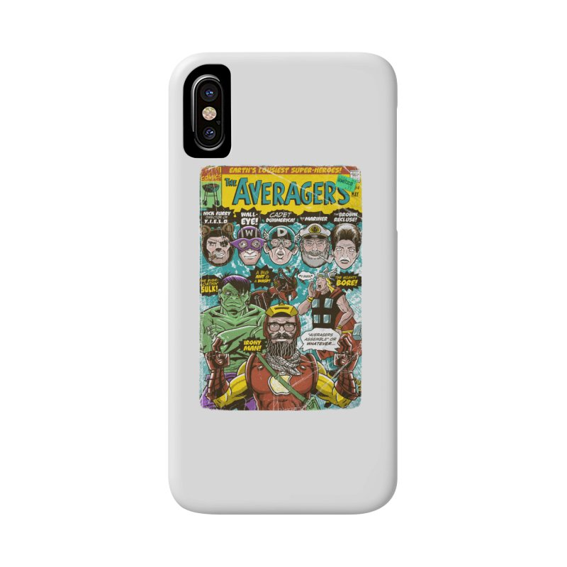 the Averagers Accessories Beach Towel by Gimetzco's Damaged Goods
