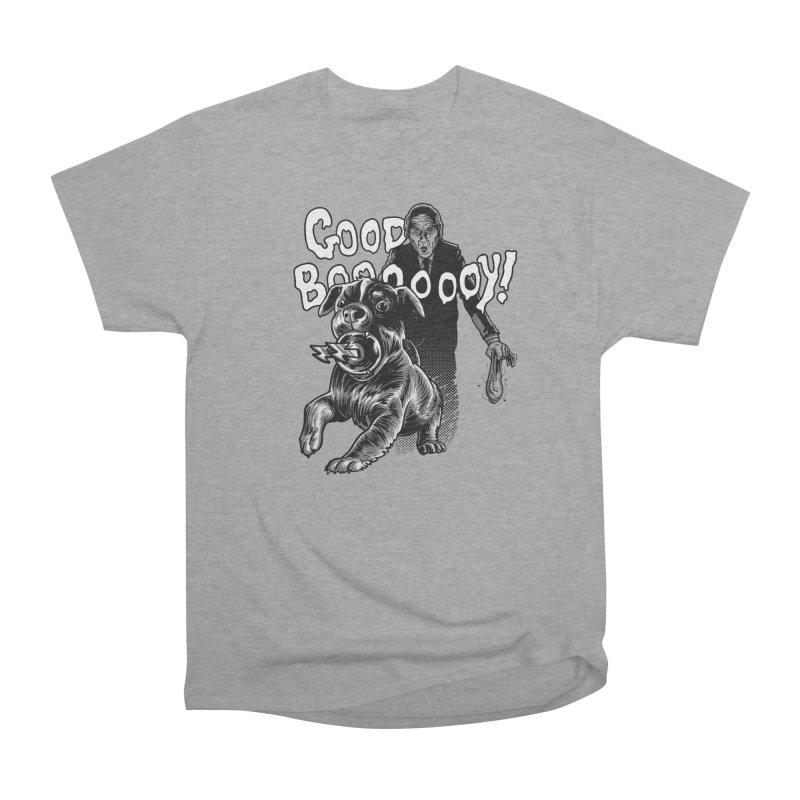 Good boy! Men's Heavyweight T-Shirt by Gimetzco's Damaged Goods