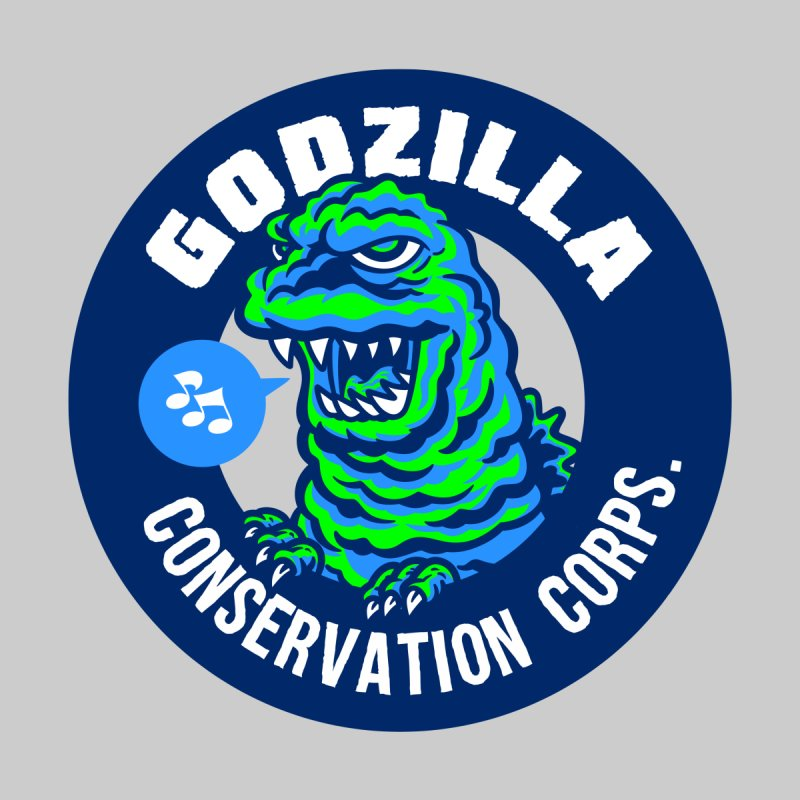 Godzilla Conservation Corps. by Gimetzco's Damaged Goods