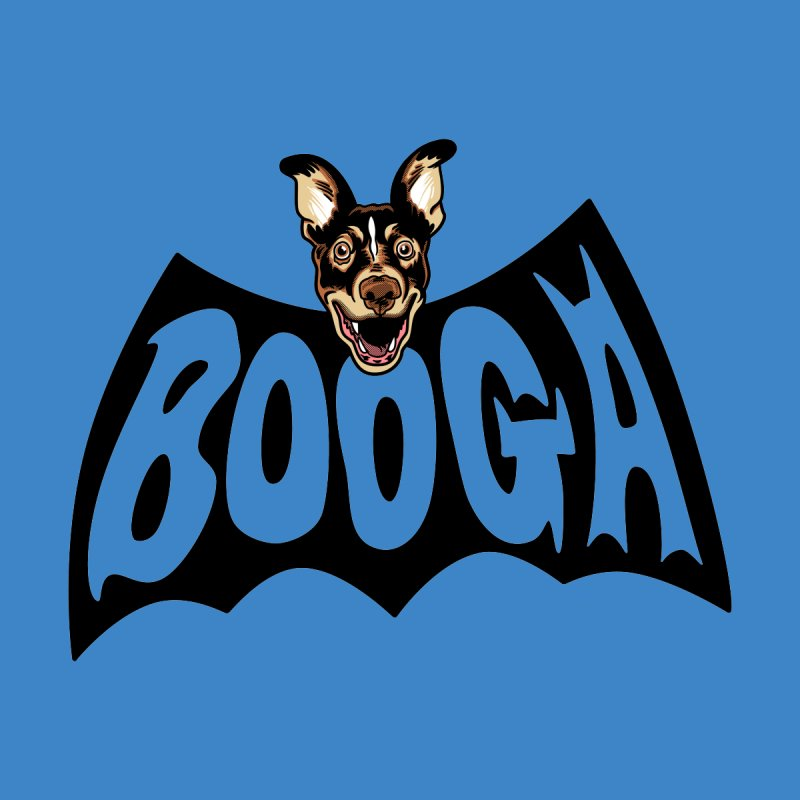 Booga in a batshape by Gimetzco's Damaged Goods