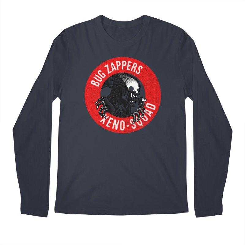 Bug Zappers Men's Regular Longsleeve T-Shirt by Gimetzco's Damaged Goods