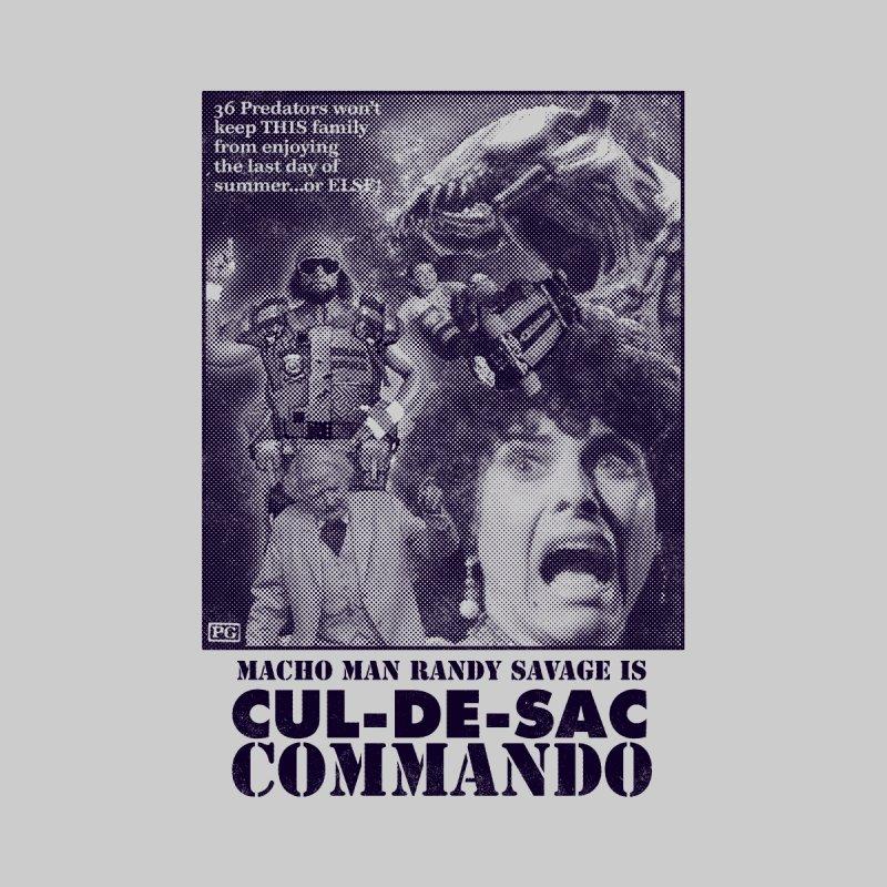 CUL-DE-SAC COMMANDO Women's Tank by Gimetzco's Damaged Goods