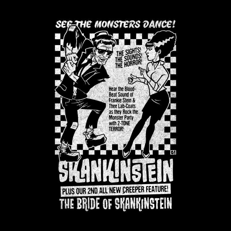 Skankinstein Men's T-Shirt by Gimetzco's Damaged Goods