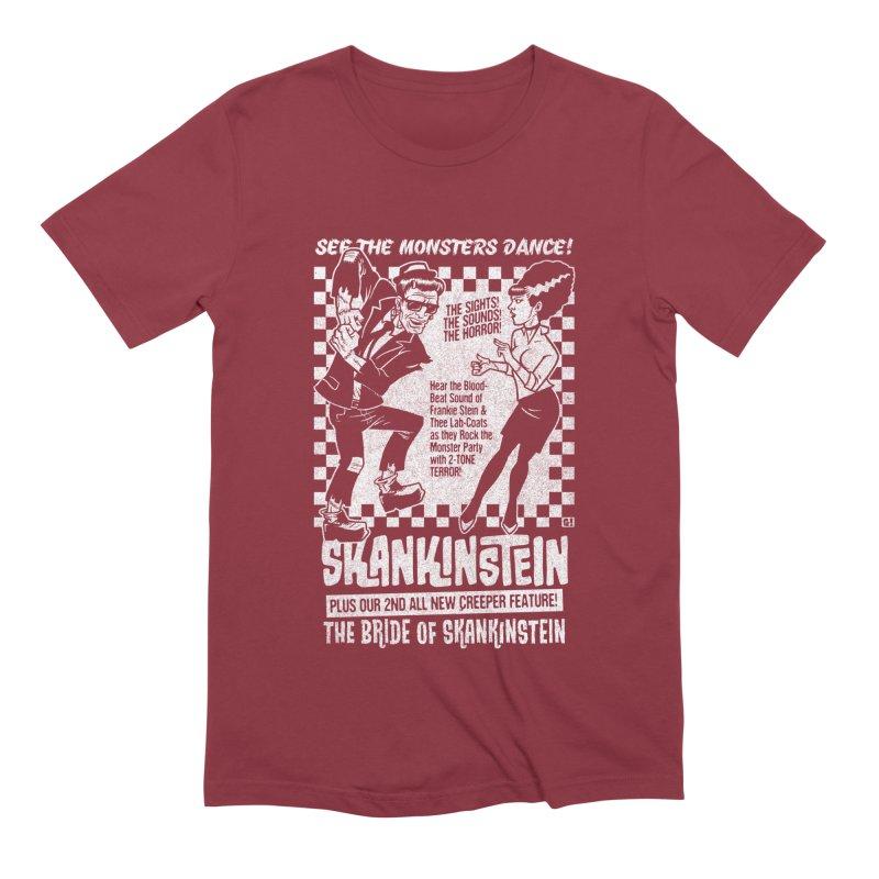 Skankinstein Men's Extra Soft T-Shirt by Gimetzco's Damaged Goods