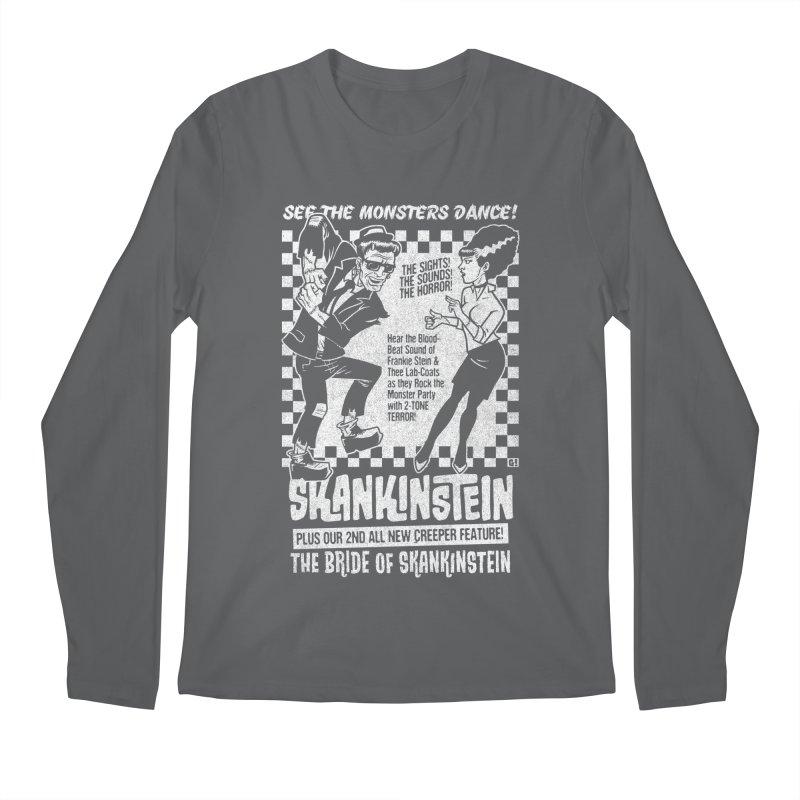 Skankinstein Men's Regular Longsleeve T-Shirt by Gimetzco's Damaged Goods