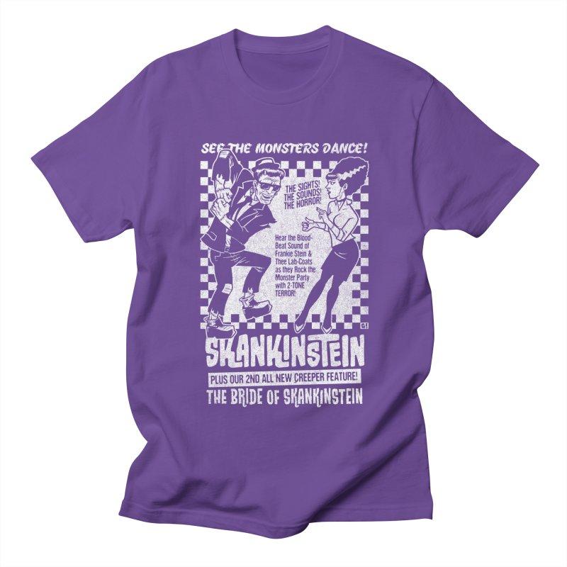 Skankinstein Men's Regular T-Shirt by Gimetzco's Damaged Goods