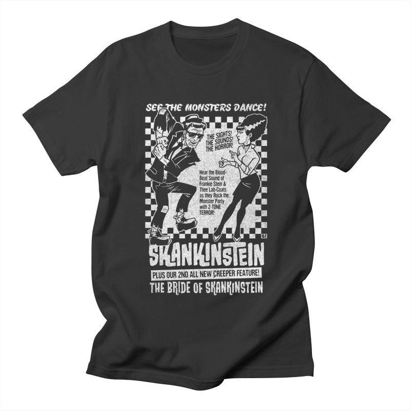 Skankinstein Women's Regular Unisex T-Shirt by Gimetzco's Damaged Goods