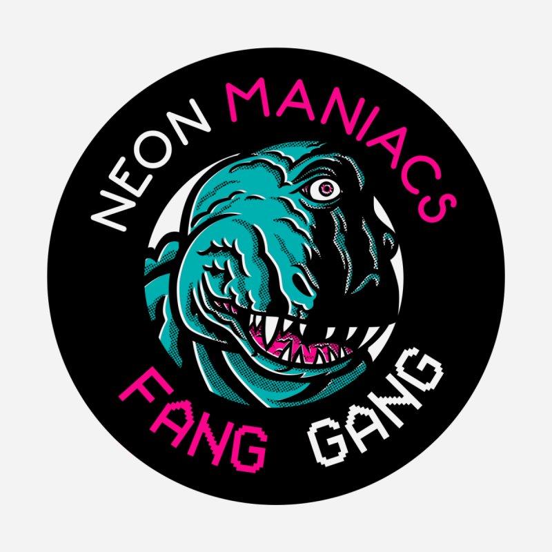 NEON MANIACS FANG GANG by Gimetzco's Damaged Goods