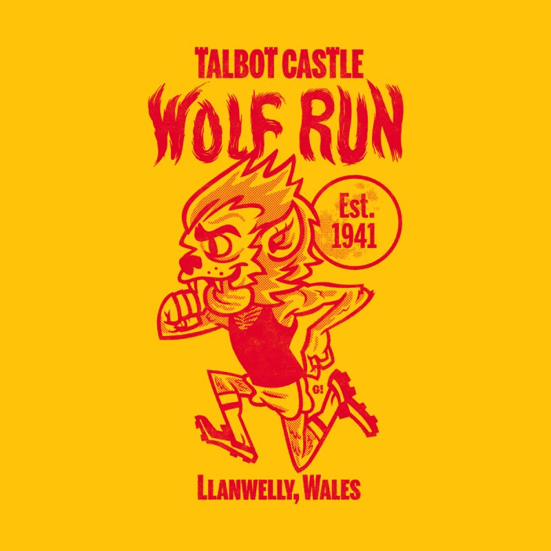 talbot castle wolf run by Gimetzco's Damaged Goods