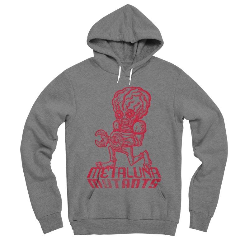 Metaluna Mutants Women's Sponge Fleece Pullover Hoody by Gimetzco's Damaged Goods