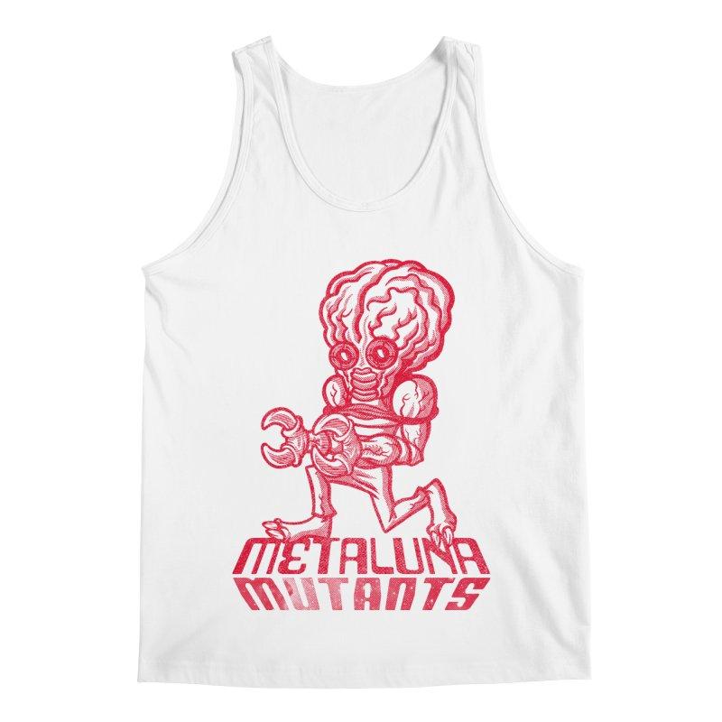 Metaluna Mutants Men's Regular Tank by Gimetzco's Damaged Goods