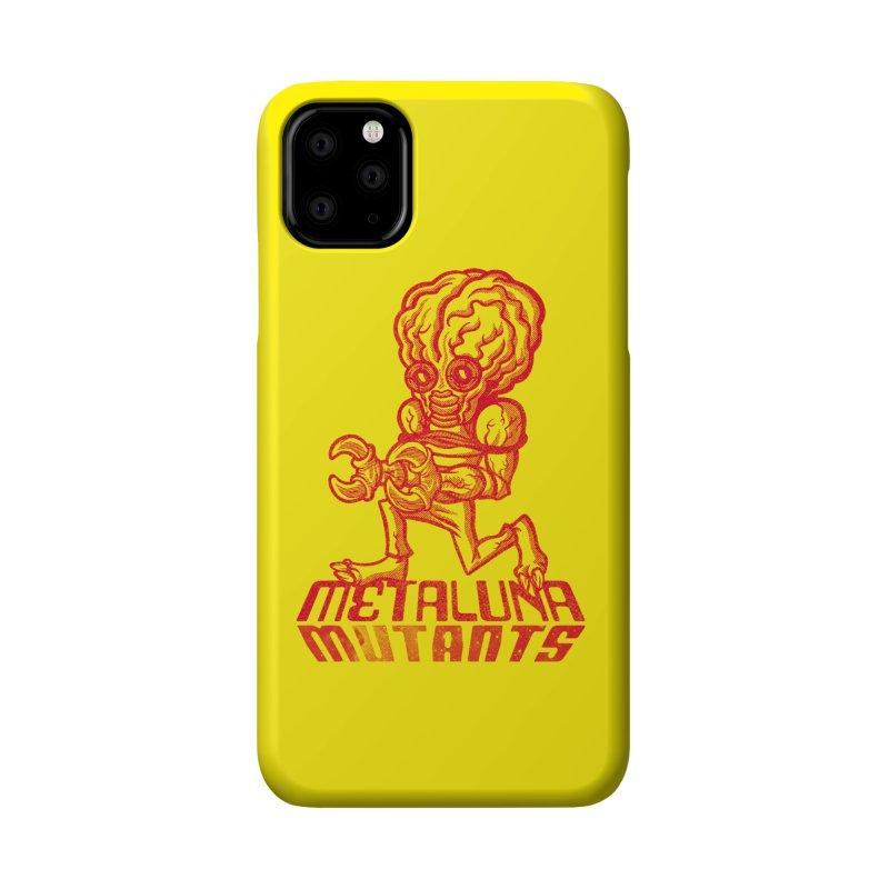Metaluna Mutants Accessories Phone Case by Gimetzco's Damaged Goods