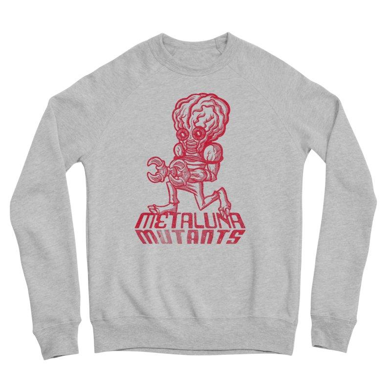 Metaluna Mutants Women's Sponge Fleece Sweatshirt by Gimetzco's Damaged Goods