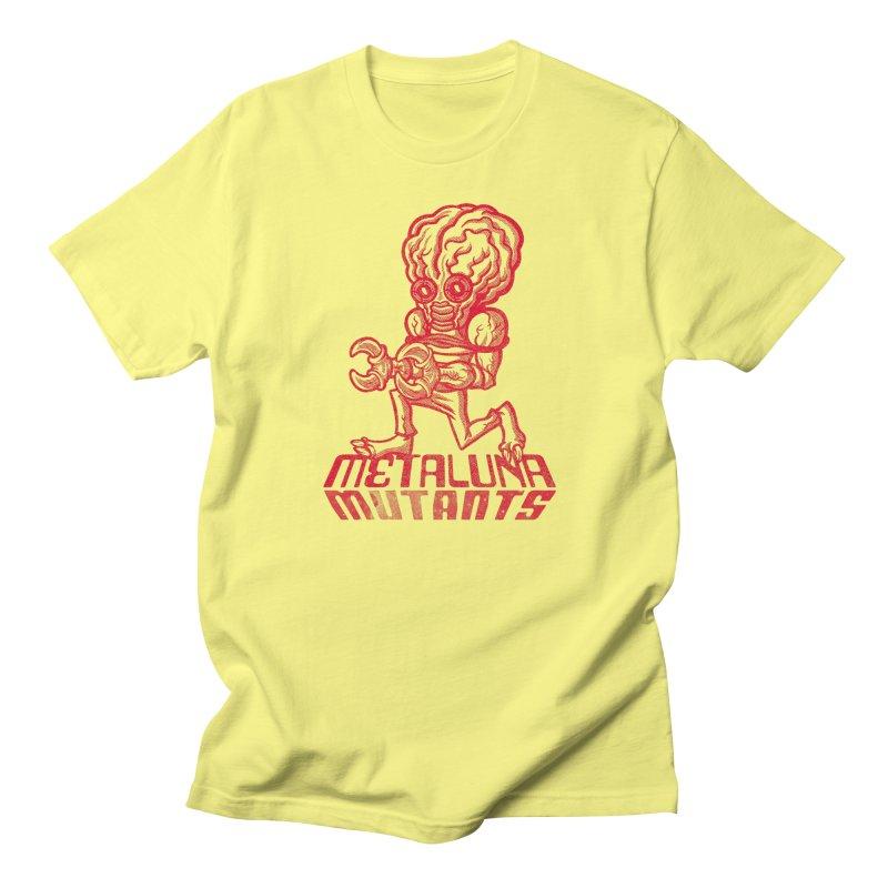 Metaluna Mutants Women's Regular Unisex T-Shirt by Gimetzco's Damaged Goods