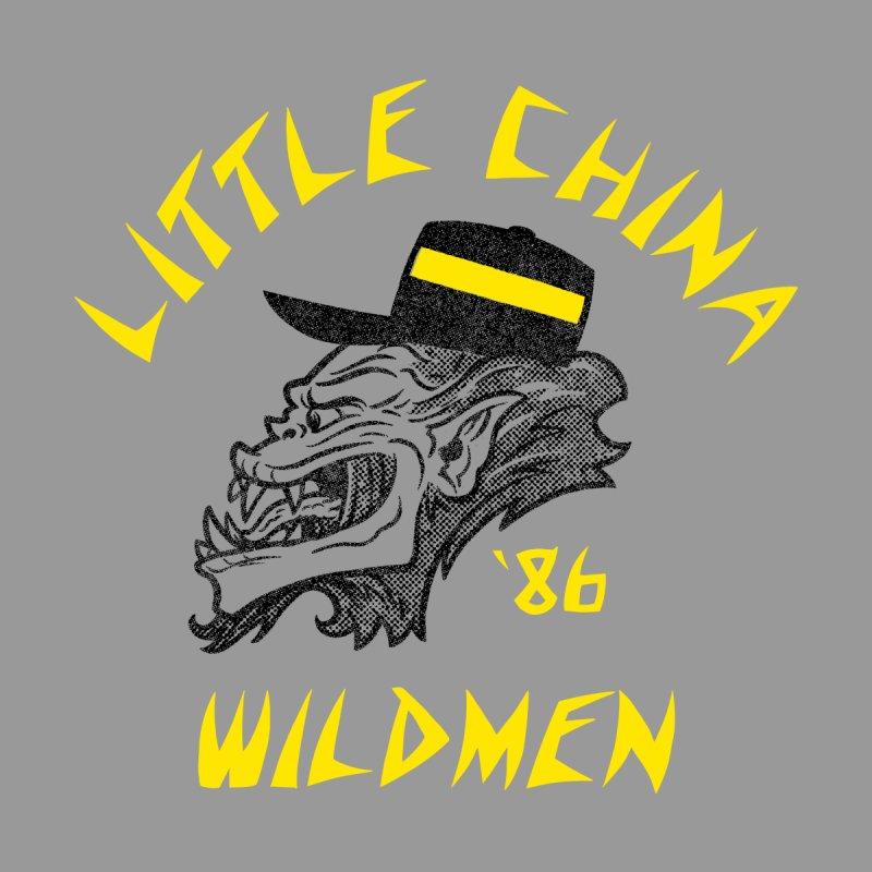 Little China Wildmen Men's T-Shirt by Gimetzco's Damaged Goods