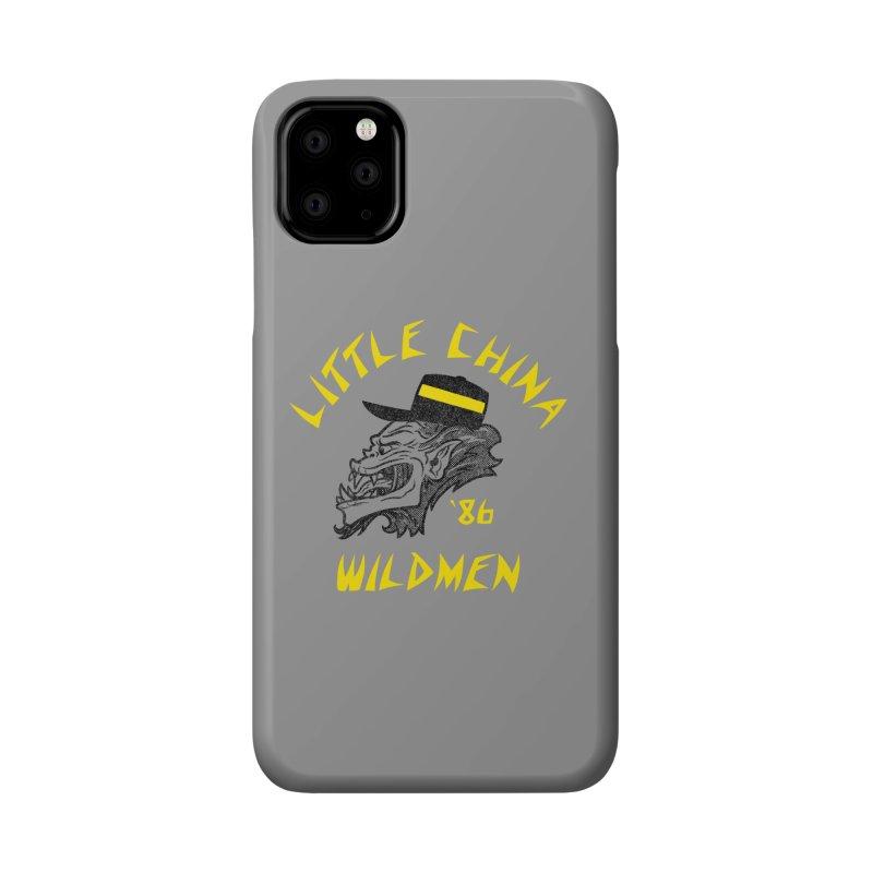 Little China Wildmen Accessories Phone Case by Gimetzco's Damaged Goods