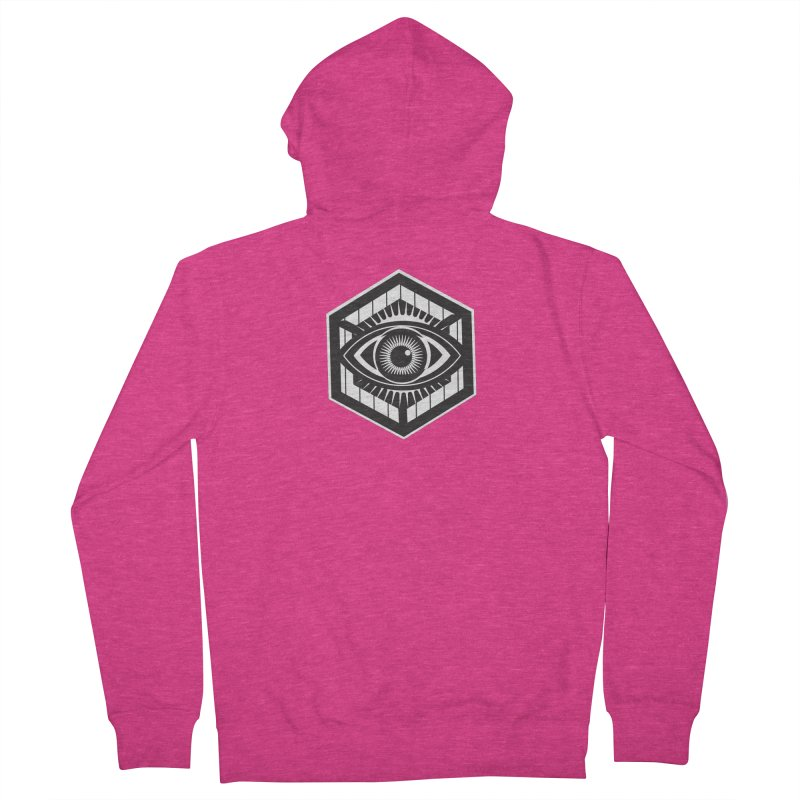 See possibilities Women's French Terry Zip-Up Hoody by ginetas's Artist Shop