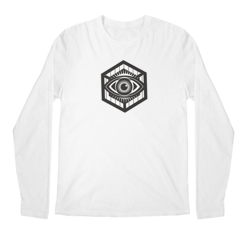 See possibilities Men's Regular Longsleeve T-Shirt by ginetas's Artist Shop
