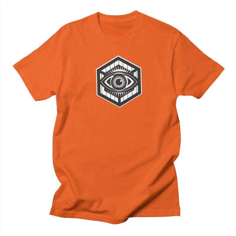 See possibilities Men's Regular T-Shirt by ginetas's Artist Shop
