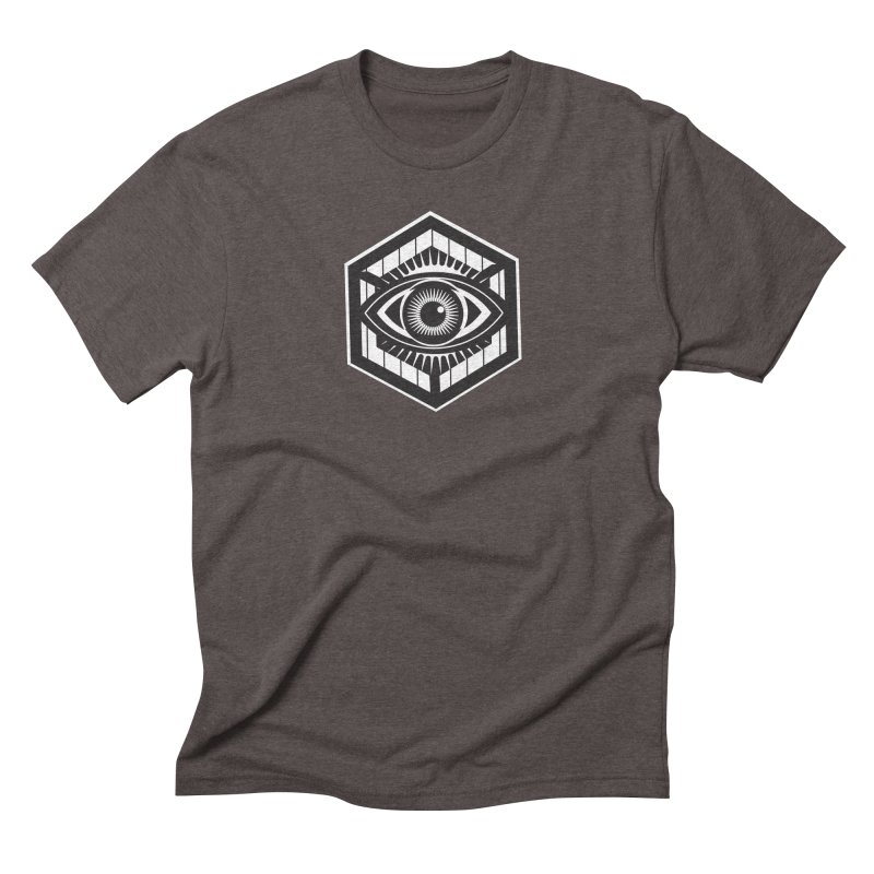 See possibilities Men's Triblend T-Shirt by ginetas's Artist Shop