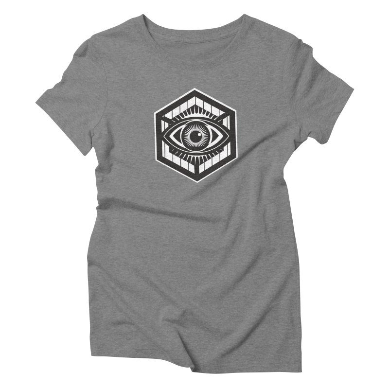 See possibilities Women's Triblend T-Shirt by ginetas's Artist Shop