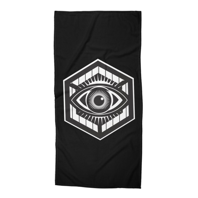 See possibilities Accessories Beach Towel by ginetas's Artist Shop