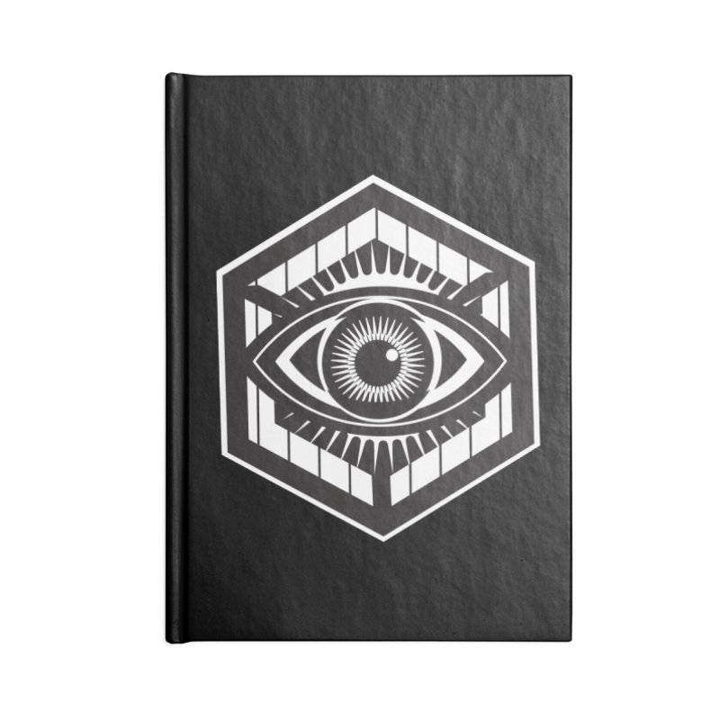See possibilities Accessories Blank Journal Notebook by ginetas's Artist Shop