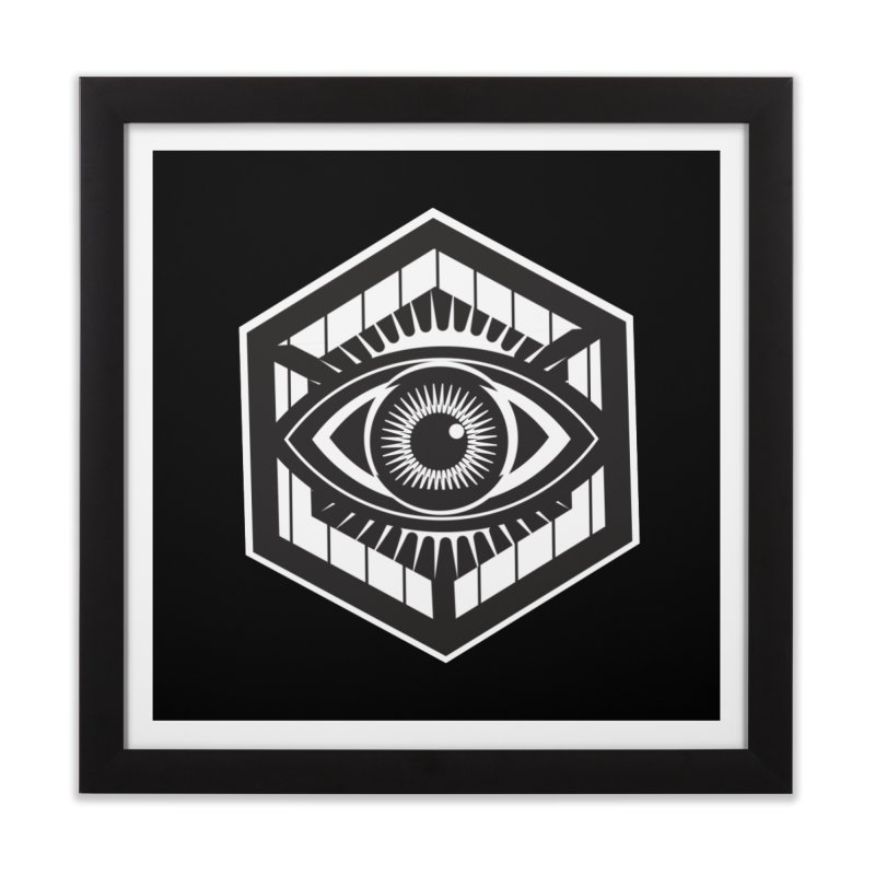 See possibilities Home Framed Fine Art Print by ginetas's Artist Shop