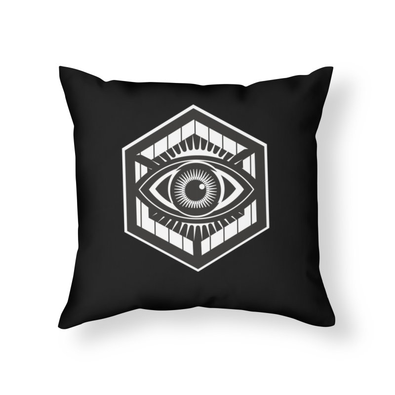 See possibilities Home Throw Pillow by ginetas's Artist Shop