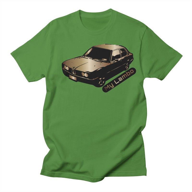 My Lambo Men's Regular T-Shirt by ginetas's Artist Shop