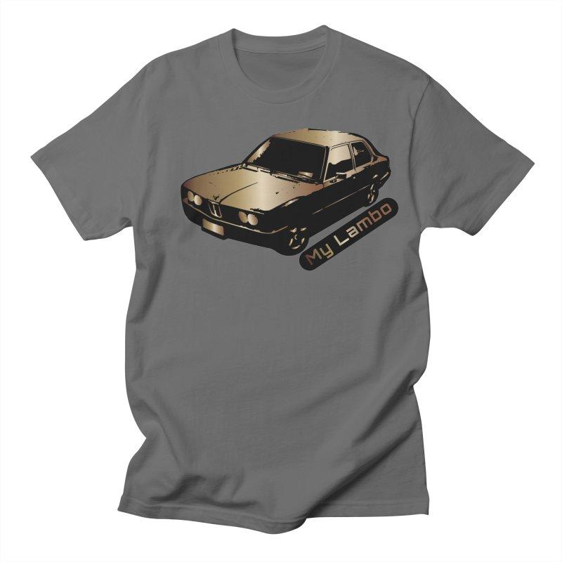 My Lambo Men's T-Shirt by ginetas's Artist Shop