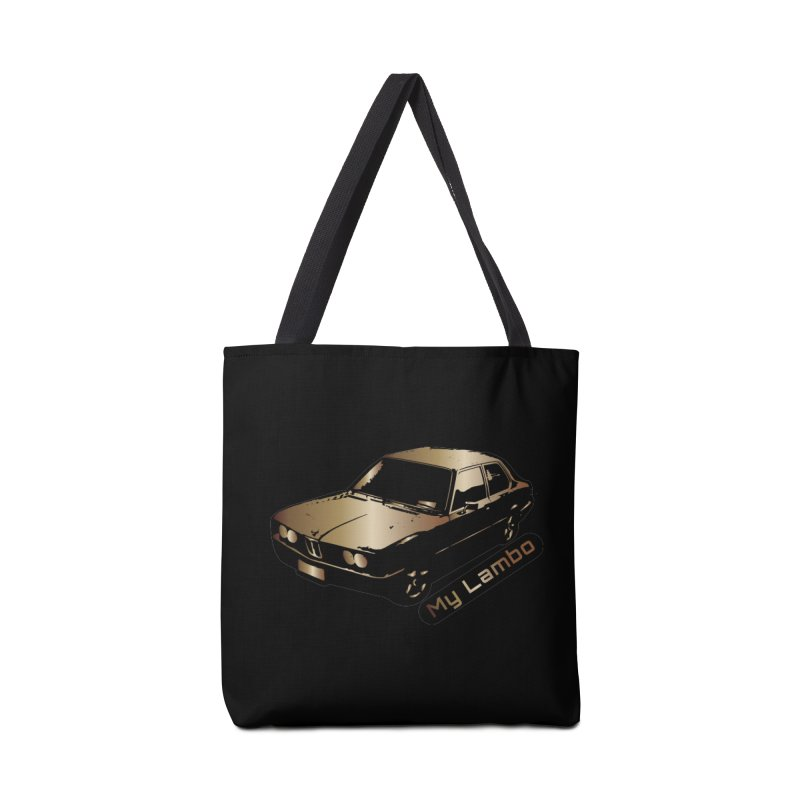 My Lambo Accessories Bag by ginetas's Artist Shop