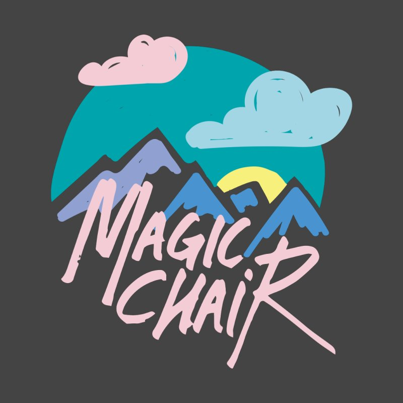 Magic Chair Women's Longsleeve T-Shirt by rad mountain designs by Ginette