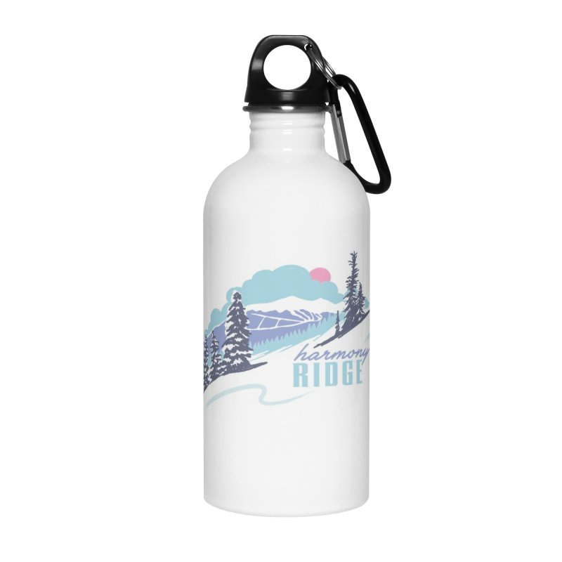 Harmony Ridge Accessories Water Bottle by rad mountain designs by Ginette