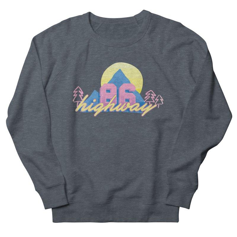 Highway 86 Women's Sweatshirt by rad mountain designs by Ginette