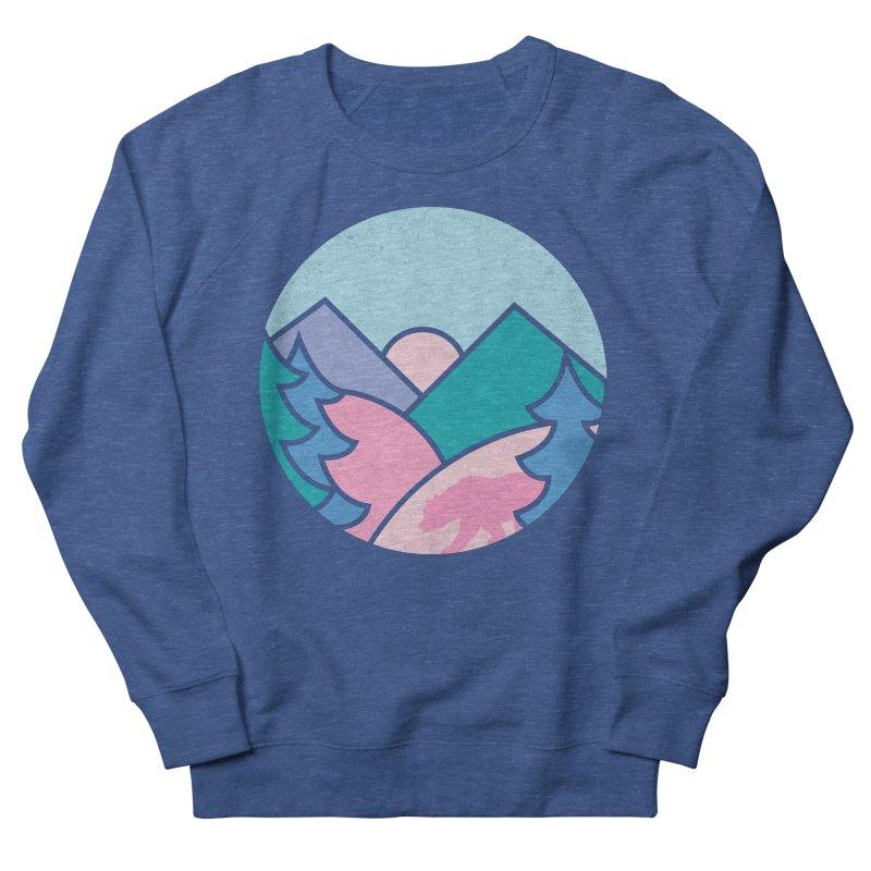Circle bear Women's Sweatshirt by rad mountain designs by Ginette