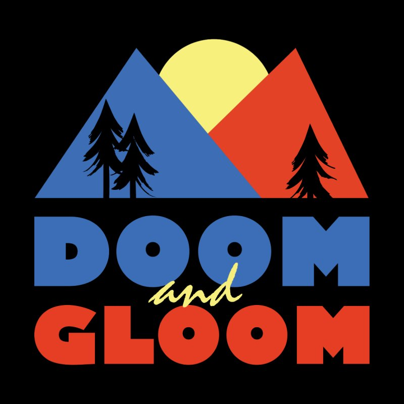 Doom and Gloom Women's Triblend T-Shirt by rad mountain designs by Ginette