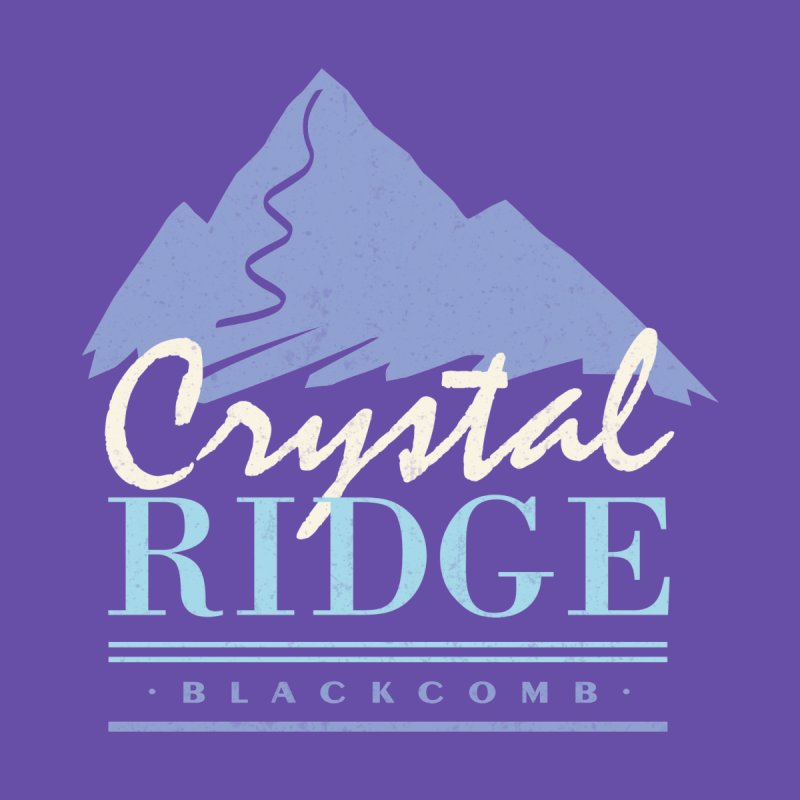 Crystal Ridge by rad mountain designs by Ginette