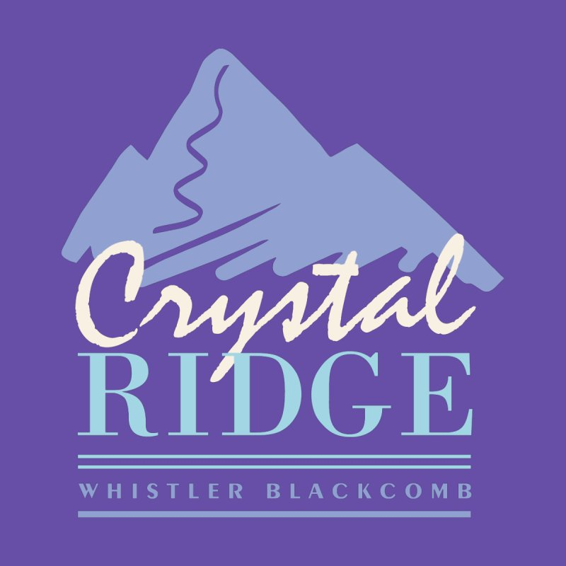 Crystal Ridge None  by rad mountain designs by Ginette