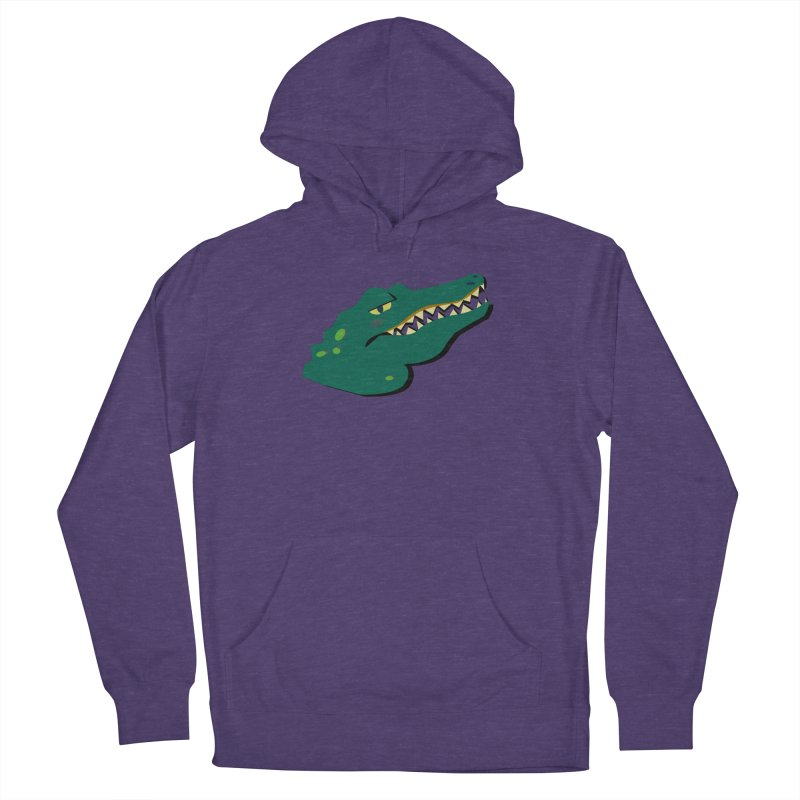 The Gator Women's Pullover Hoody by Ginger's Shop