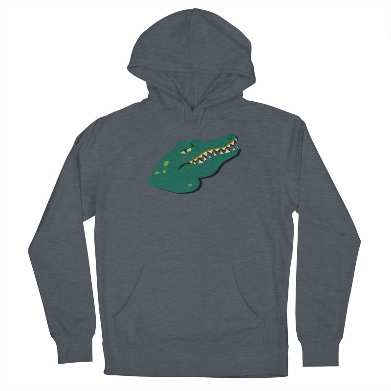 The Gator Men's Pullover Hoody by Ginger's Shop
